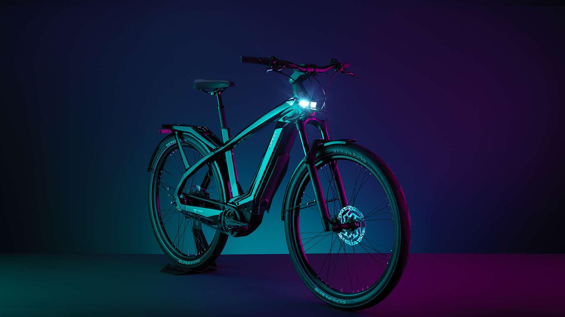 NOVINKY 2021 / 3.ČASŤ - E-Omnia - jedna platforma e-bikov pre všetkých jazdcov