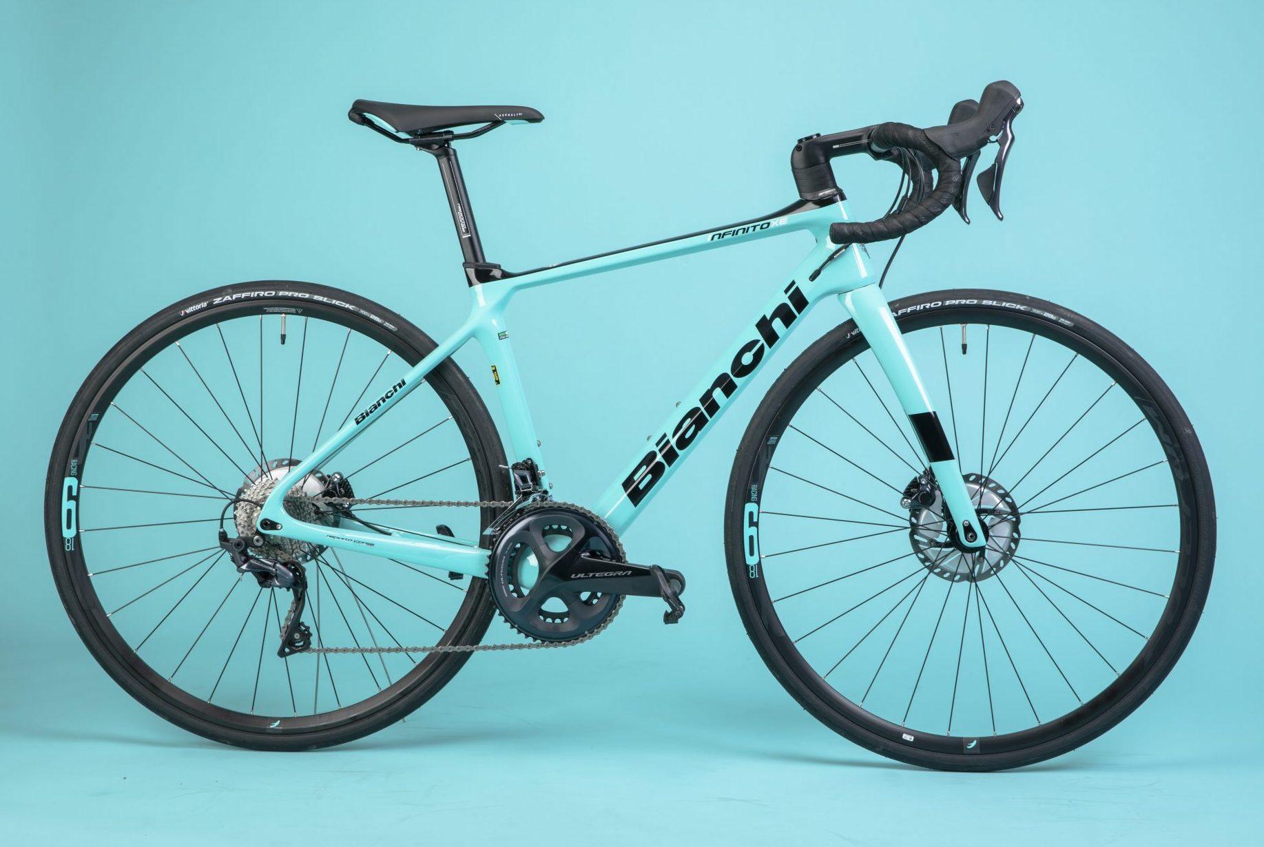 BIANCHI Infinito XE - dostupná endurance novinka v sezóne 2020