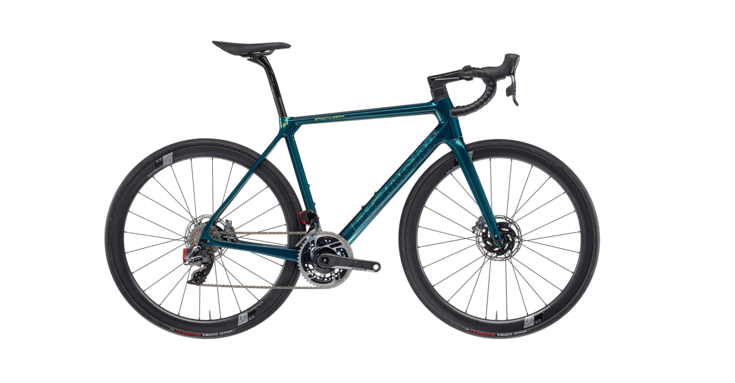 Bianchi 2021 news pt.1 - Specialissima disc & Aria in new colors