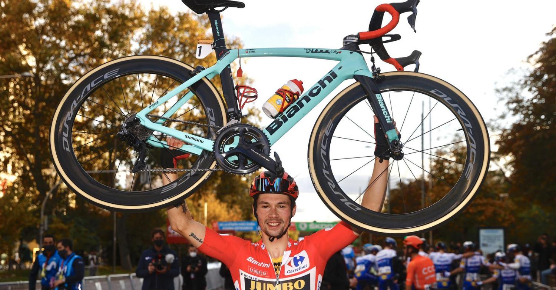 Bianchi s Rogličom druhýkrát na absolútnom tróne Vuelty