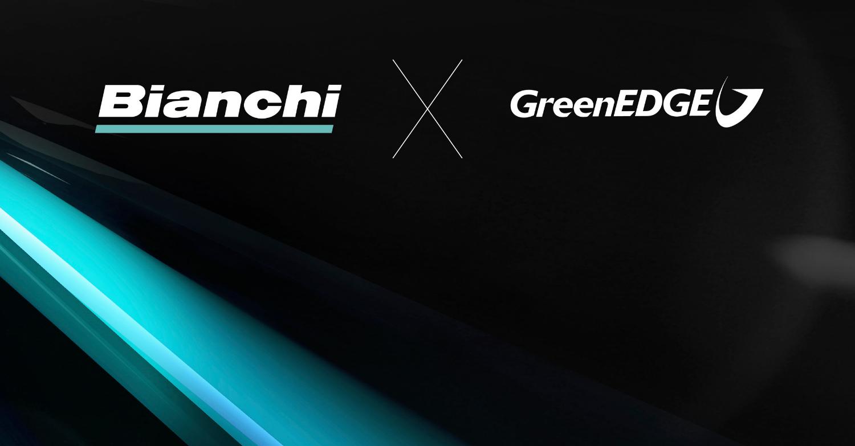 Bianchi nadväzuje spoluprácu s WorldTour tímom GreenEDGE Cycling