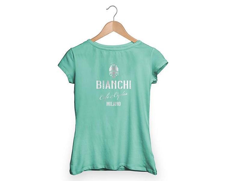 Bianchi Café & Cycles Dama