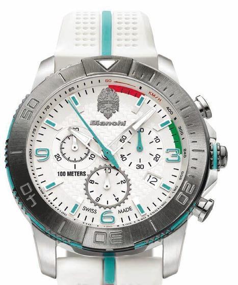 Bianchi Hodinky s chronografom (43 mm)