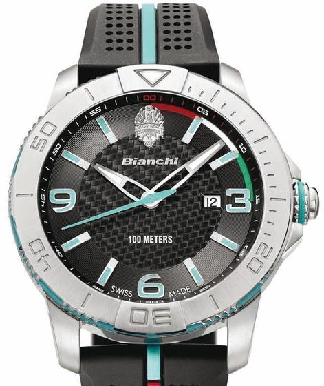 Bianchi Watch without chronograph (43mm)