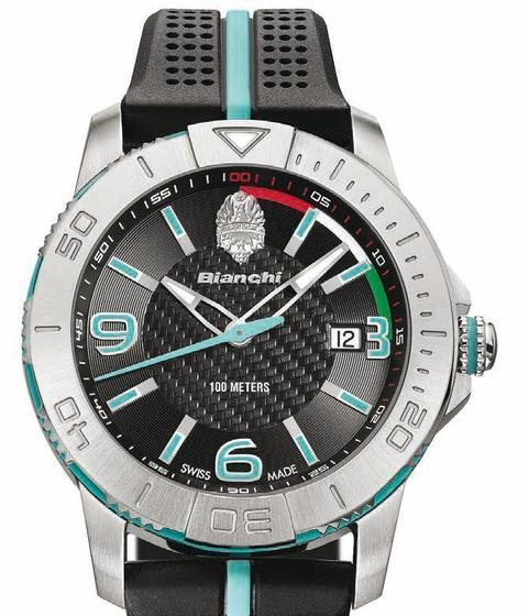 Bianchi Watch without chronograph (38 mm)