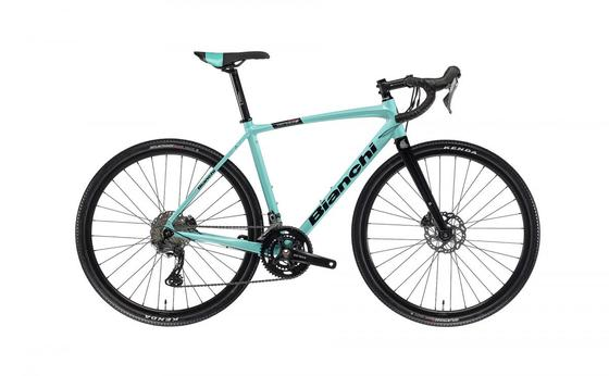 Bianchi Impulso Allroad Disc GRX 810 11sp