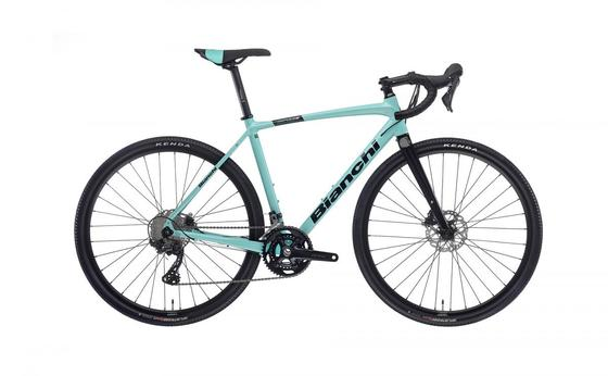 Bianchi Impulso Allroad Disc GRX 600 11sp