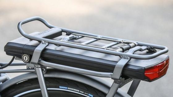 Bianchi E-Spillo Luxury Gent Altus 9sp