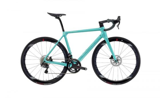 Bianchi Specialissima Disc Super Record EPS 12sp