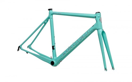 Bianchi Specialissima Frame Kit