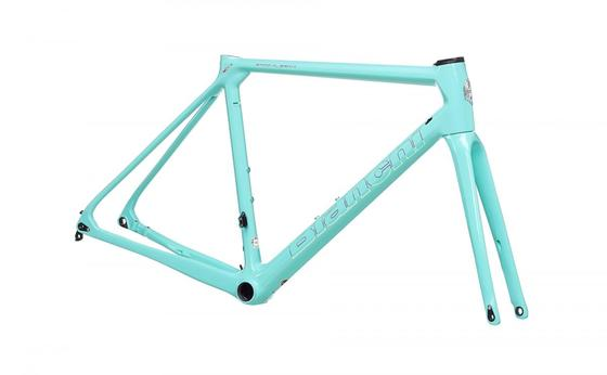 Bianchi Specialissima Disc Frame Kit