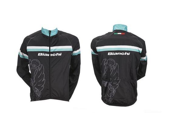 Bianchi Sport Line Man jacket