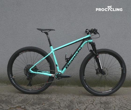 Bianchi Methanol CV 2018 Celeste Custom
