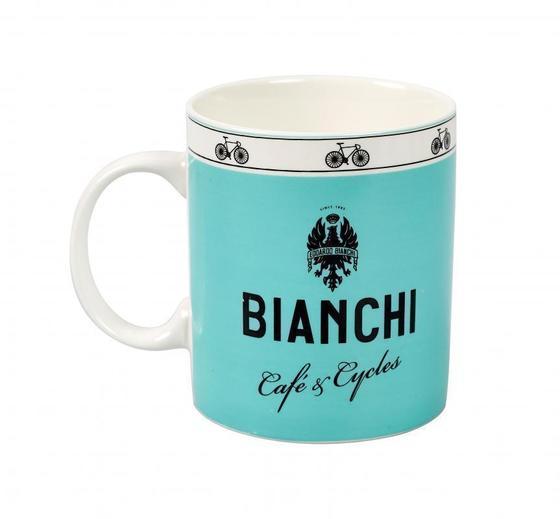Bianchi Café & Cycles Coffee Mug