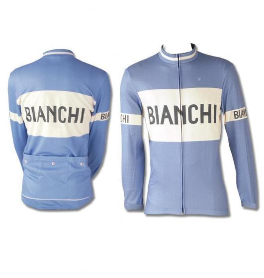 Bianchi Classic - long sleeve