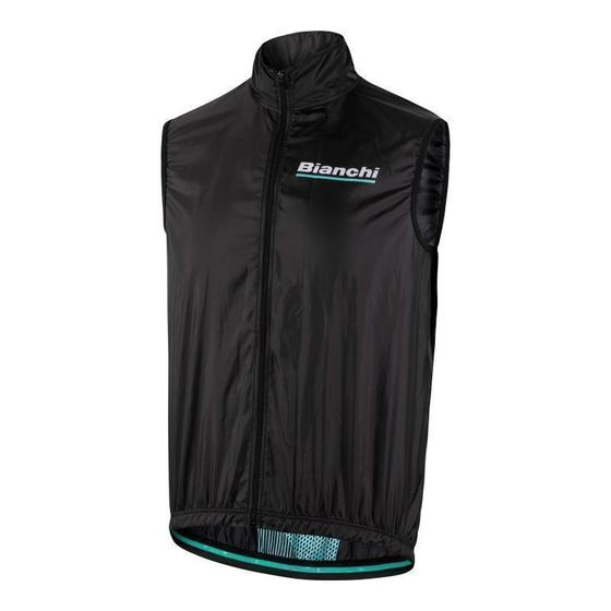 Bianchi Sleeveless Wind jacket