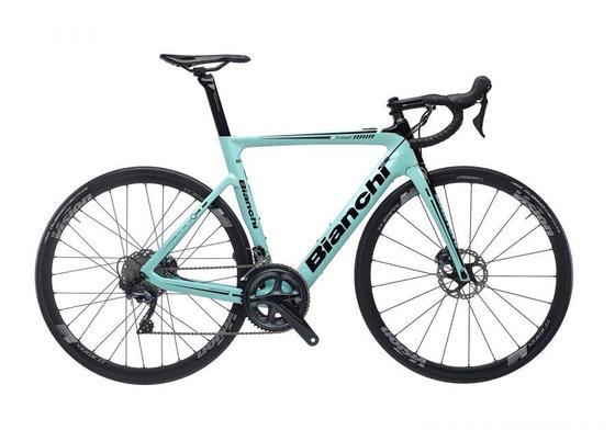 Bianchi Aria E-Road Ultegra 11sp Compact