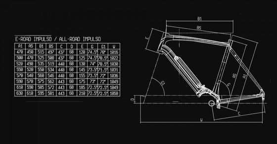 Bianchi Impulso E-Allroad GRX 600 11sp