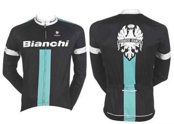 Bianchi Reparto Corse - dlhý rukáv