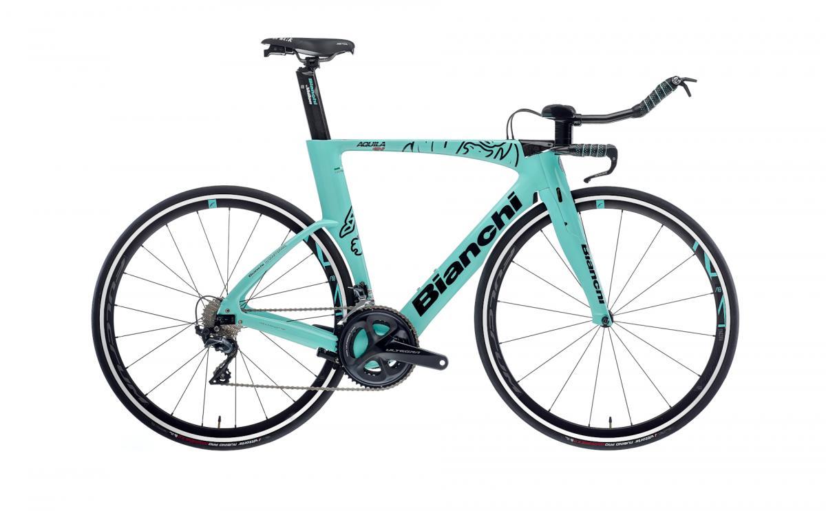 Bianchi Aquila CV Ultegra 11sp