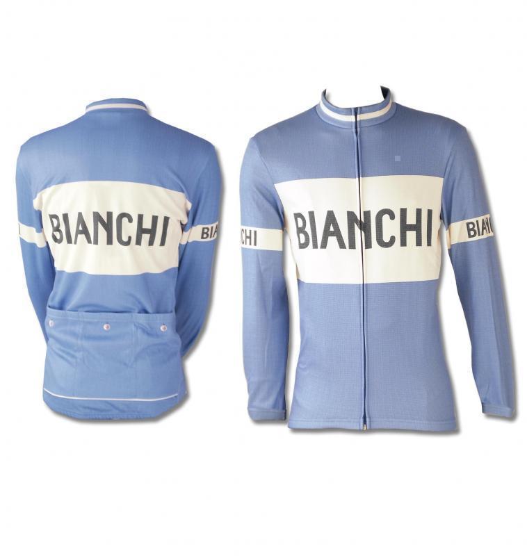 Bianchi Classic - dlhý rukáv