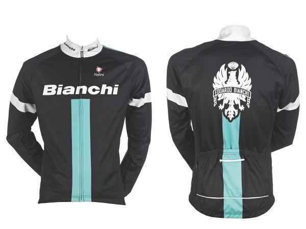 Bianchi Reparto Corse - zimná bunda