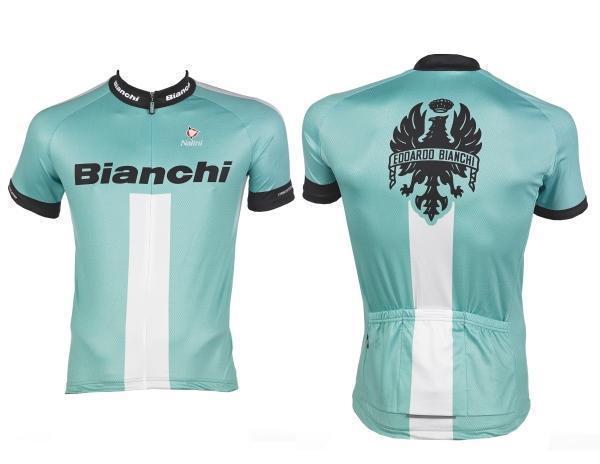 Bianchi Reparto Corse jersey 2018